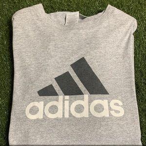 Mens adidas tshirt size XL